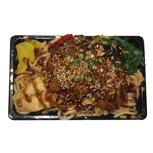 Foto Chicken teriyaki bowl